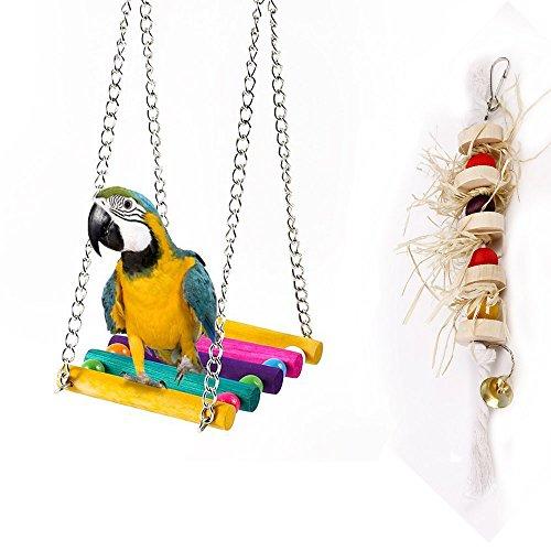 vogel-papagei-spielzeug-cieloy-rainbow-drehen-die-leiter-kauen-spielzeug-parrot-die-aufhangeschlaufe