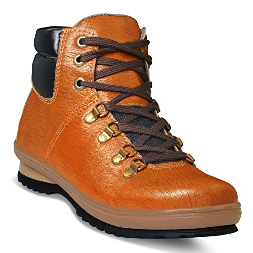 ADYBird Men's Rusty Tan Brown Boot (7 M, TAN)  available at amazon for Rs.899