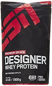 ESN Designer Whey Protein Pro Series, Red Banana, 1kg Beutel