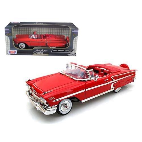 chevrolet-impala-convertibile-nero-1958-modello-di-automobile-modello-prefabbricato-motormax-118-mod