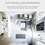 APEMAN WiFi IP Camera 720P Wireless Home Security Surveillance CCTV Indoor Camera with Night Vision Baby Pet Remote Monitor Motion Detection Two Way Audio Pan/Tilt/Zoom Bild 7