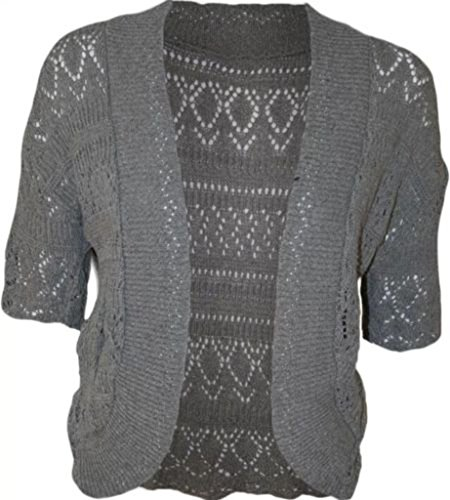 BEAULOOK -  Coprispalle  - Donna Charcoal