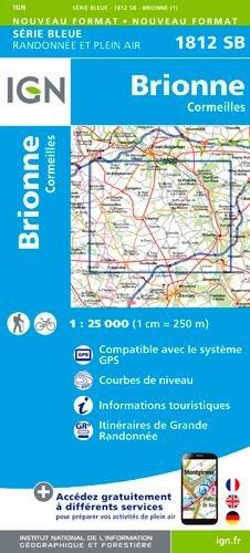 1812SB BRIONNE - CORMEILLES par COLLECTIF