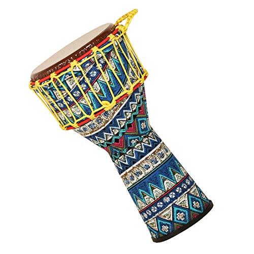 FZSG6 Schlaginstrument Afrikanische Trommel und ABS-Material - 20 * 42 großes Seil zum Einstellen des Ziegenfellkopfes (Afrikanische Trommel 20)