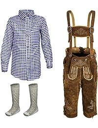 fa5e5b8849d02 Suchergebnis auf Amazon.de für: 104 - Lederhosen / Jungen: Bekleidung