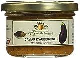 Caviar d'Aubergine Les Comtes de Provence 90 g - Lot de 6