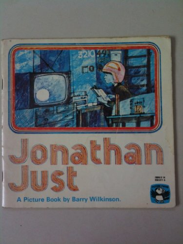 Jonathan Just : a picture book