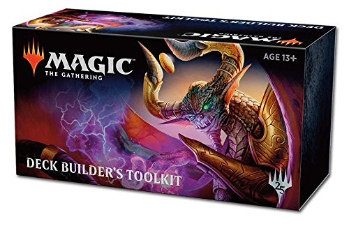 Magic The Gathering mtg-m19-dbt-en Core 2019 Deck Builders Toolkit