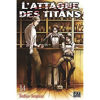 L'Attaque des Titans T14