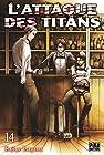 Attaque Des Titans (l') Vol.14