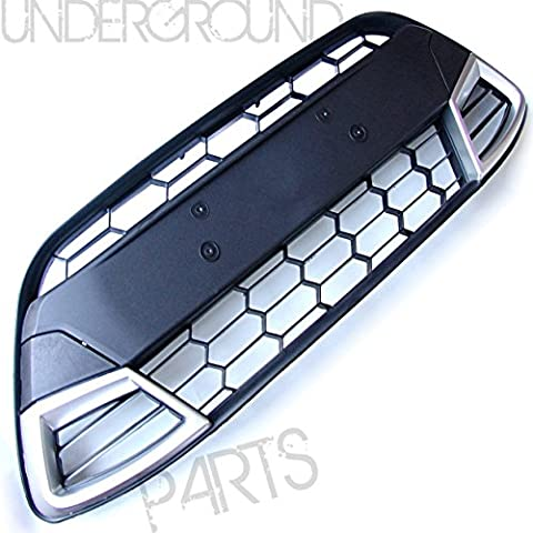 UNDERGROUND PARTS LIMITED F-FS-09 Honeycomb Front Bumper Grille