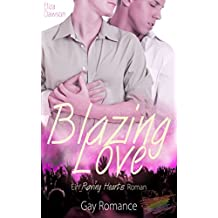 Blazing Love (Raving Hearts 3)