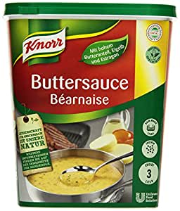 Knorr Gourmet Butter Sauce Bearnaise 500g