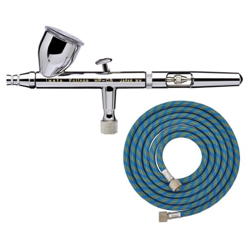 Serie Gravity-feed-airbrush (IWATA Eclipse HP-CS Gravity Feed AIRBRUSH with FREE HOSE by Iwata)