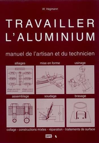 Travailler l'aluminium : Manuel de l'artisan et du technicien
