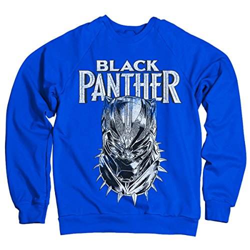 Black Panther Officially Licensed Protector Sweatshirt (Blue)