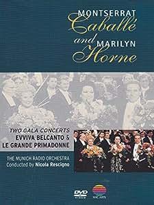 Montserrat Caballe & Marilyn Horne - In Concert [DVD] [2011]