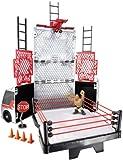 WWE Rumblers Transforming Tour Bus