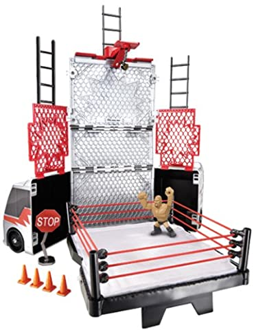WWE Rumblers Tour Bus Play Set