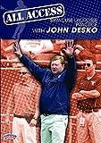 John Desko: All Access Syracuse Lacrosse Practice (DVD) by John Desko