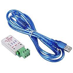 USB-zu-CAN-Adapter - USB-zu-CAN-Bus-Konverteradapter mit USB-Kabelunterstützung XP / WIN7 / WIN8