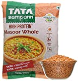 #7: Tata Sampann Masoor Dal, Whole, 1kg