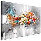 murando Cuadro Abstracto 120x60 cm impresión en Material Tejido no Tejido artística fotografía Imagen...