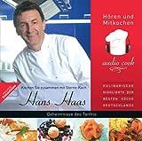 audio cook - Hans Haas - Geheimnisse des Tantris, 2 Audio-CDs