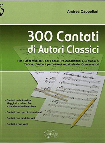 300 cantati di autori classici