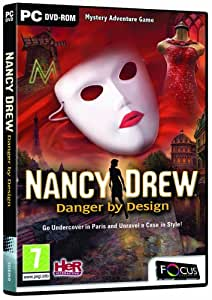 Nancy Drew Danger by Design (PC DVD)
