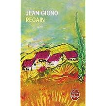 Regain (Livre De Poche) by Jean Giono (1974-07-01)