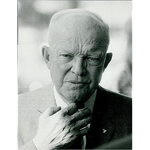 Dwight D. Eisenhower 24x 30foto