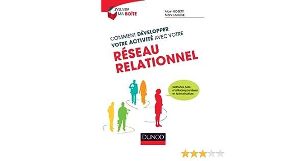 c1b1abb17c8a90 Amazon.fr - Comment développer votre activité avec votre réseau  relationnel  Méthodes, outils et attitudes pour réussir en toutes  situations - Alain Bosetti ...