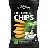 5 Beutel a 75g Layenberger LowCarb.one High Protein Chips Sour Cream & Onions