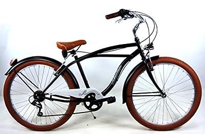 """'Fahrrad """"Adriatica Cruiser Getriebe 6V–Stahlrahmen–Rad 26"""""""