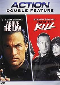 Above the Law & Hard to Kill [DVD] [1990] [Region 1] [US Import] [NTSC]