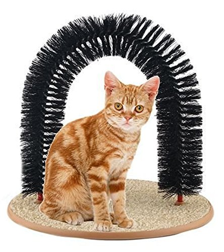 all-star-marketing-group-arch-cat-self-groomer-massager-scratch-itch-toy