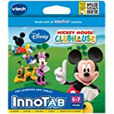 VTech – InnoTab – Jeux InnoTab – Mickey Mouse Clubhouse – La Maison de Mickey (Langue Anglaise)
