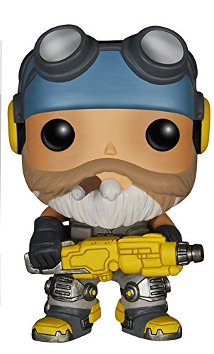 Funko - Figurita Evolve - Hank Pop 10cm - 0849803052911