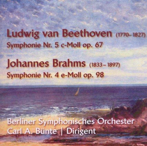 Beethoven/Brahms Symphonien