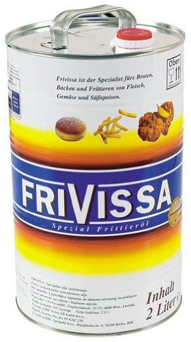 Frivissa Spezial Frittieröl - 2L - Frittieröl
