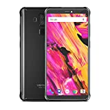 Vernee V2 Pro Smartphone 4G Android 8.1 IP68 Impermeabile 5.99 Pollici FHD + 2160 * 1080p Display Face ID MT6763 6GB + 64GB Octa Core 21MP + 5MP 13MP + 5MP 4 Macchine Fotografiche NFC 6200mAh