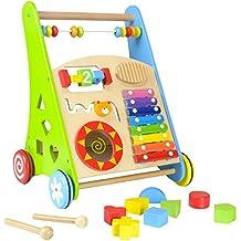 Lauflernwagen für Babys aus Holz von boppi®