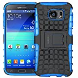Galaxy S6 Case, Dual Layer Heavy Duty Phone Case,Protective Cover for Samsung Galaxy