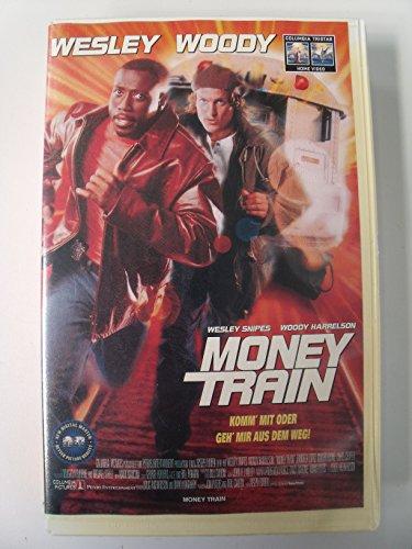 Money Train [VHS]
