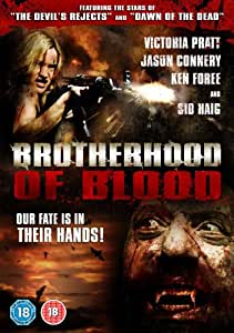 Brotherhood of Blood [DVD]