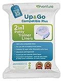 Potette Plus Lot de 35 sacs Up & Go pour pot de voyage 100% compatible