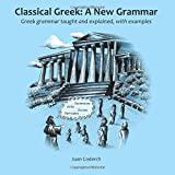 Classical Greek: A New Grammar: Greek grammar taught and explained, with examples.