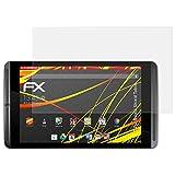 atFolix Folie für Nvidia Shield Tablet Displayschutzfolie - 2 x FX-Antireflex-HD hochauflösende entspiegelnde Schutzfolie