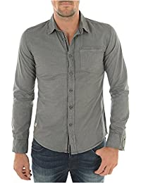 BIAGGIO JEANS Chemises casual - CERYLA - HOMME
